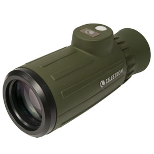 Item #71215 Cavalry 8x42 Monocular with Compass & Reticle